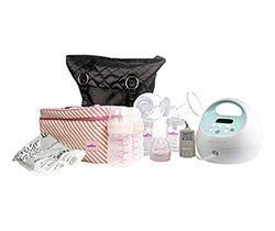 Spectra S1 Double Electric Breast Pump With Cooler Amp Tote